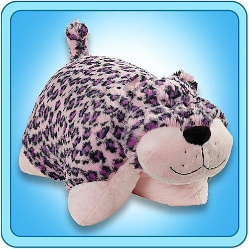 Игрушка-подушка Леопард
