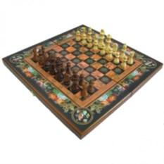 Набор 3 в 1 Иллюзия (нарды, шахматы, шашки)