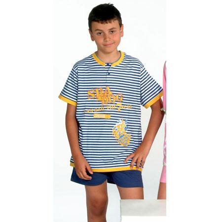 Комплект детской домашней одежды