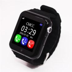 Детские часы Smart Baby Watch Х10 (цвет — черный)