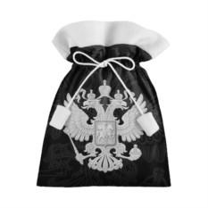 Новогодний 3D мешок Герб России