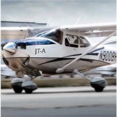 Сертификат Ознакомительный полет на Cessna-182 (30 мин.)