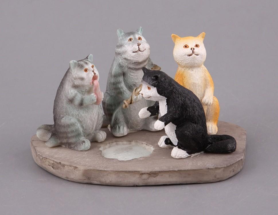 Фигурка Четыре кошки