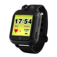 Детские часы Smart Baby Watch Q75/G10 (цвет — черный)