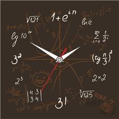 Предметные часы Математические