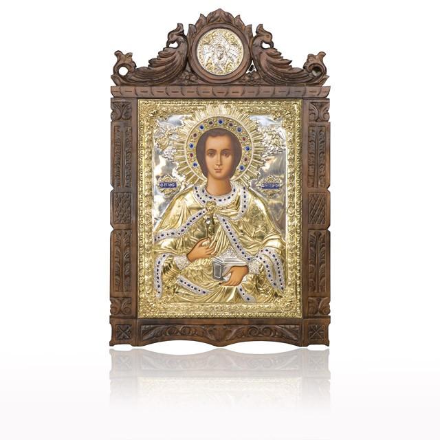 Икона Целителя Пантелеимона
