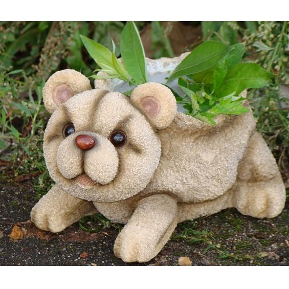 Кашпо Плюшевый мишка