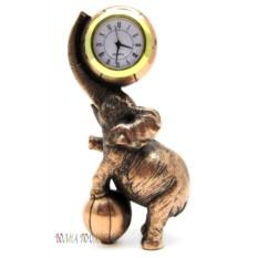 Статуэтка Слоник с часами