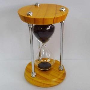 Песочные часы (15 мин.)