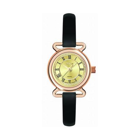 Женские золотые часы «Фиалка»