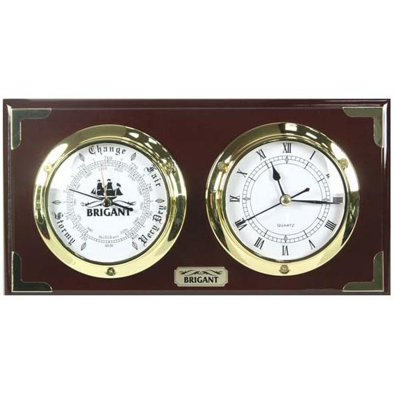 Часы-барометр BRIGANT