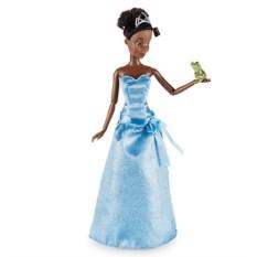 Кукла Disney Princess Тиана с питомцем. Принцесса Диснея