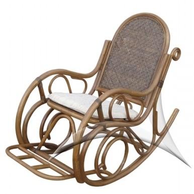 Кресло качалка разборная