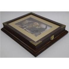 Настенная ключница с объемным изображением Щенята