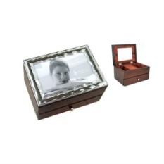 Шкатулка-фоторамка для ювелирных украшений MORETTO