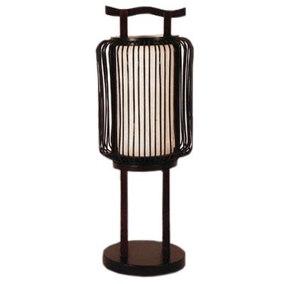 Лампа японская