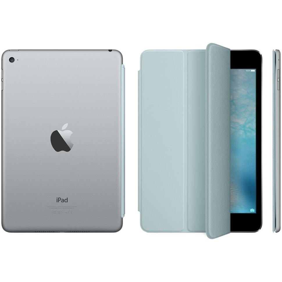 Чехол-обложка Apple Smart Cover Turquoise для iPad mini 4