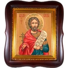 Икона на холсте Назарий Римлянин Медиоланский Святой мученик