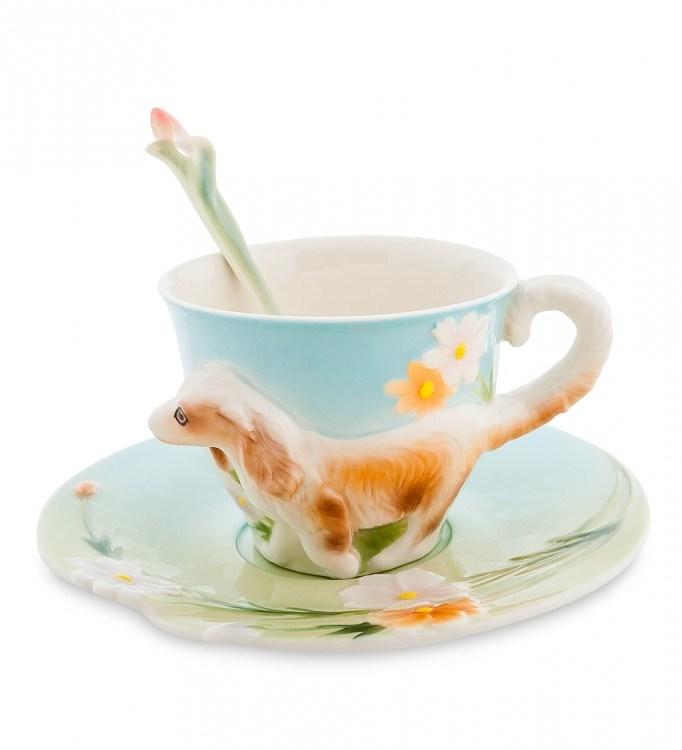 какими поздравление к подарку чайная пара дровяными