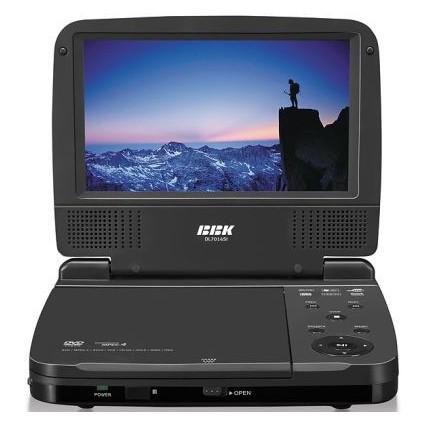 Портативный DVD-плеер BBK DL7014SI