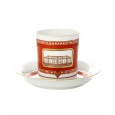 Чайная чашка с блюдцем Провиантские склады