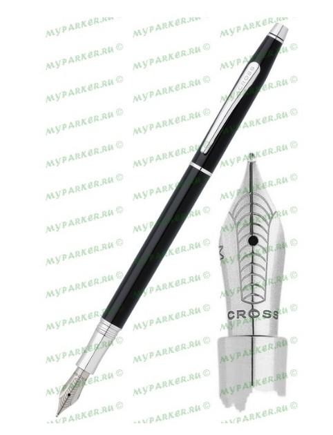 Перьевая ручка Cross Century Classic Black