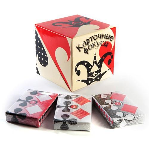 Игровой набор Карточные фокусы