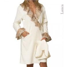 Элитный махровый халат Lanca от Timas