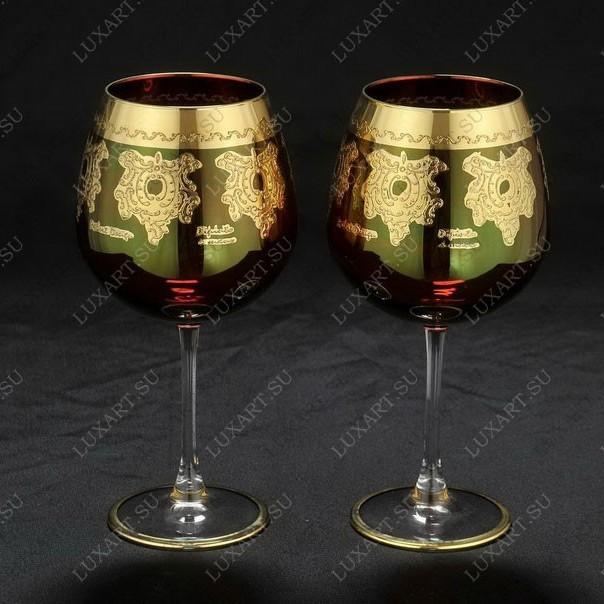 Свадебные бокалы для шампанского Cristal Robert Line