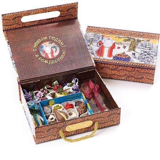 Шоколадный подарок для детей