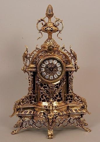 Бронзовые часы Прованс