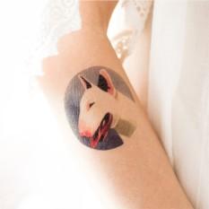 Татуировка переводная Sasha Unisex Bull Terrier
