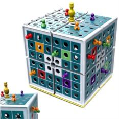 Игра «Царь куба»