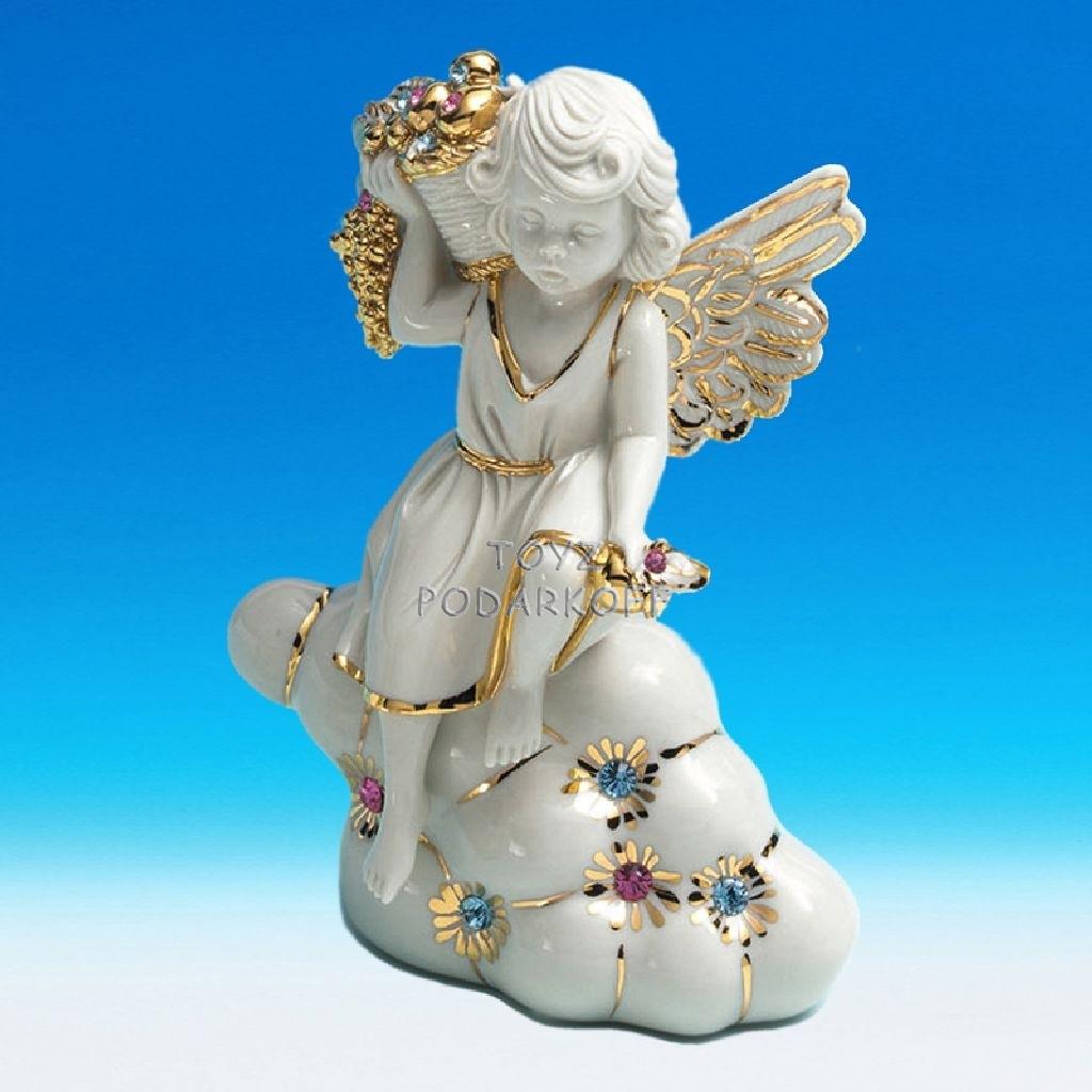 Статуэтка Ангел - осень