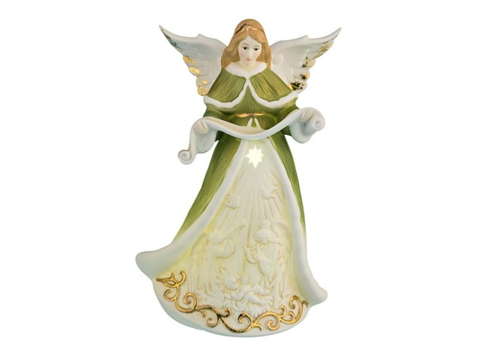 Фигурка Ангел-хранитель с led-подсветкой