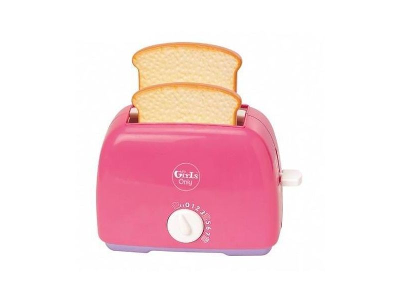 Игровой тостер Playgo Розовая серия