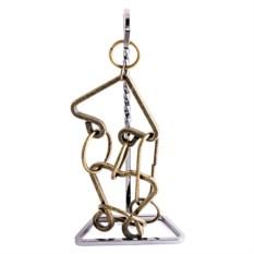 Головоломка-антистресс Волшебные кольца из металла