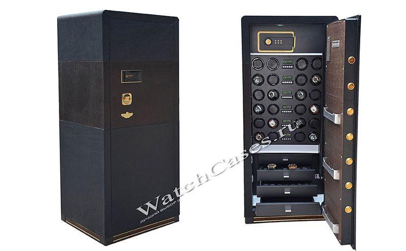 сейф для хранения и подзавода часов