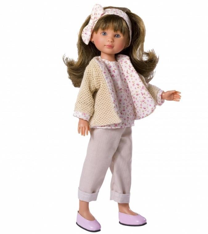 Кукла ASI Селия в брючках, 30 см