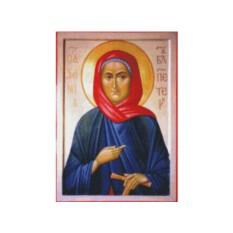 Набор для вышивки стразами «Святая Ксения Петербуржская»