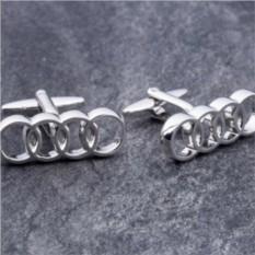 Запонки Audi-2