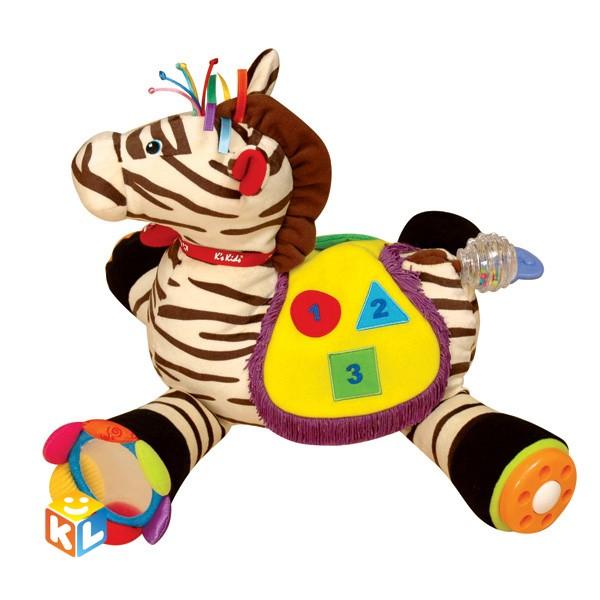 Развивающая игрушка Зебра