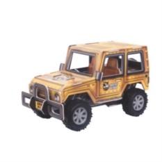 Конструктор 3D Action Puzzle Джип XL