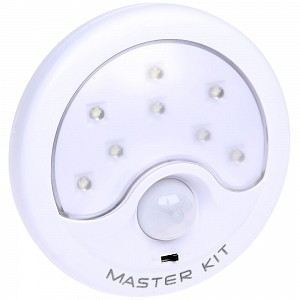 Светодиодный светильник с датчиком движения «Светум»
