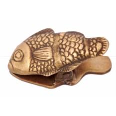 Деревянный бумагодержатель Рыбка