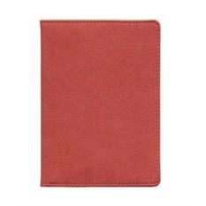 Обложка для автодокументов Time System Aston Dark Red