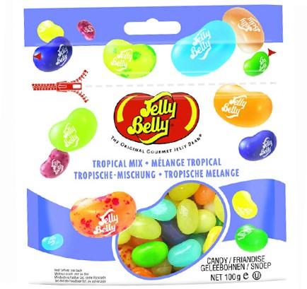Конфеты Jelly Belly «Тропическое Микс»