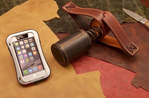 Ультразащитный чехол для iPhone 6 «Доспехи Бога»