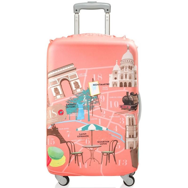 Чехол для чемодана Paris, большой