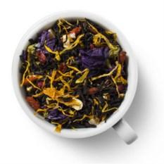 Черный ароматизированный чай Знаки зодиака. Дева